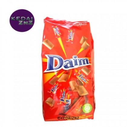 Chocolate Daim Bag 280g Coklat